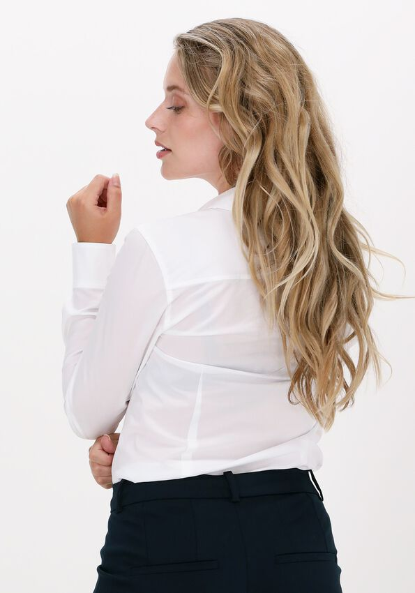 Witte DRYKORN Blouse LIVY - larger