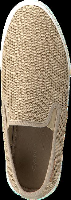 Beige GANT Slip-on sneakers  FRANK 18678380 - large