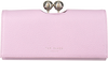 Paarse TED BAKER Portemonnee JOSIEY  - small