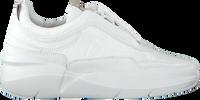 Witte NUBIKK Sneakers LUCY BOULDER  - medium