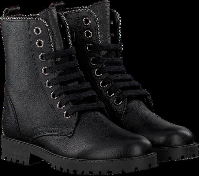 Zwarte CLIC! Veterboots 9885  - large