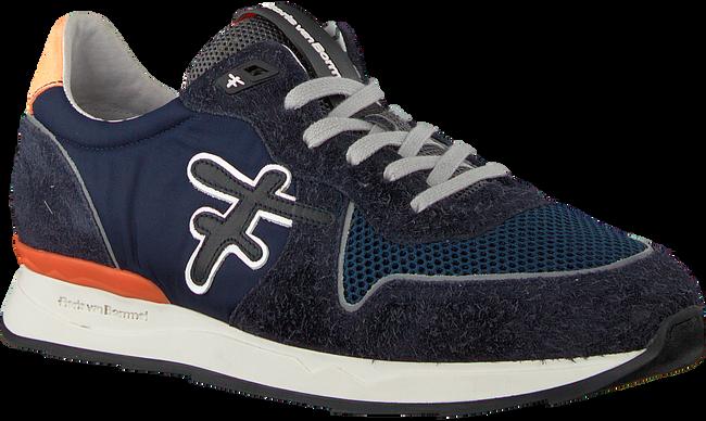 Blauwe FLORIS VAN BOMMEL Sneakers 16246  - large