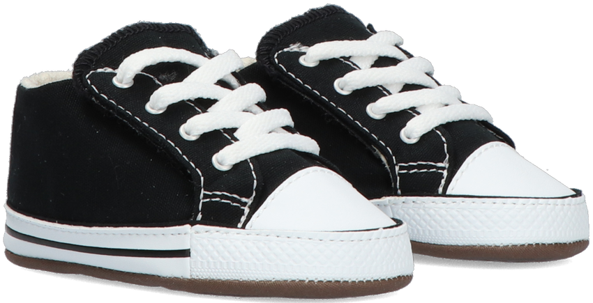 Zwarte CONVERSE Babyschoenen CRIBSTER CANVAS COLOR  - larger