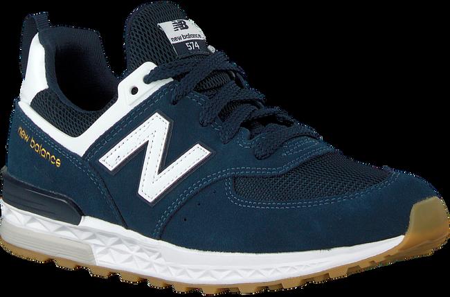 Blauwe NEW BALANCE Sneakers GS574 - large
