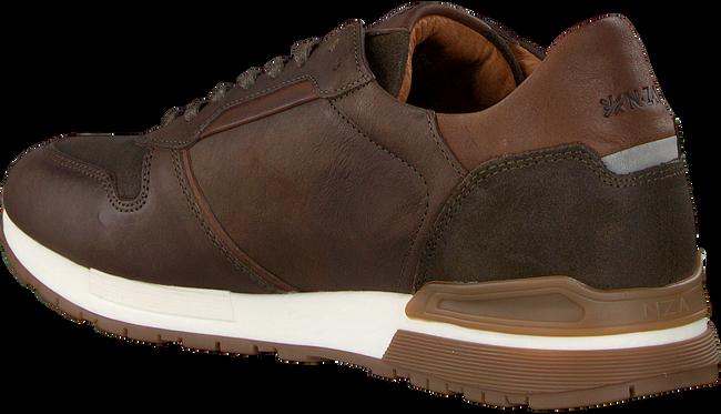 Bruine NZA NEW ZEALAND AUCKLAND Sneakers KUROW BND M - large