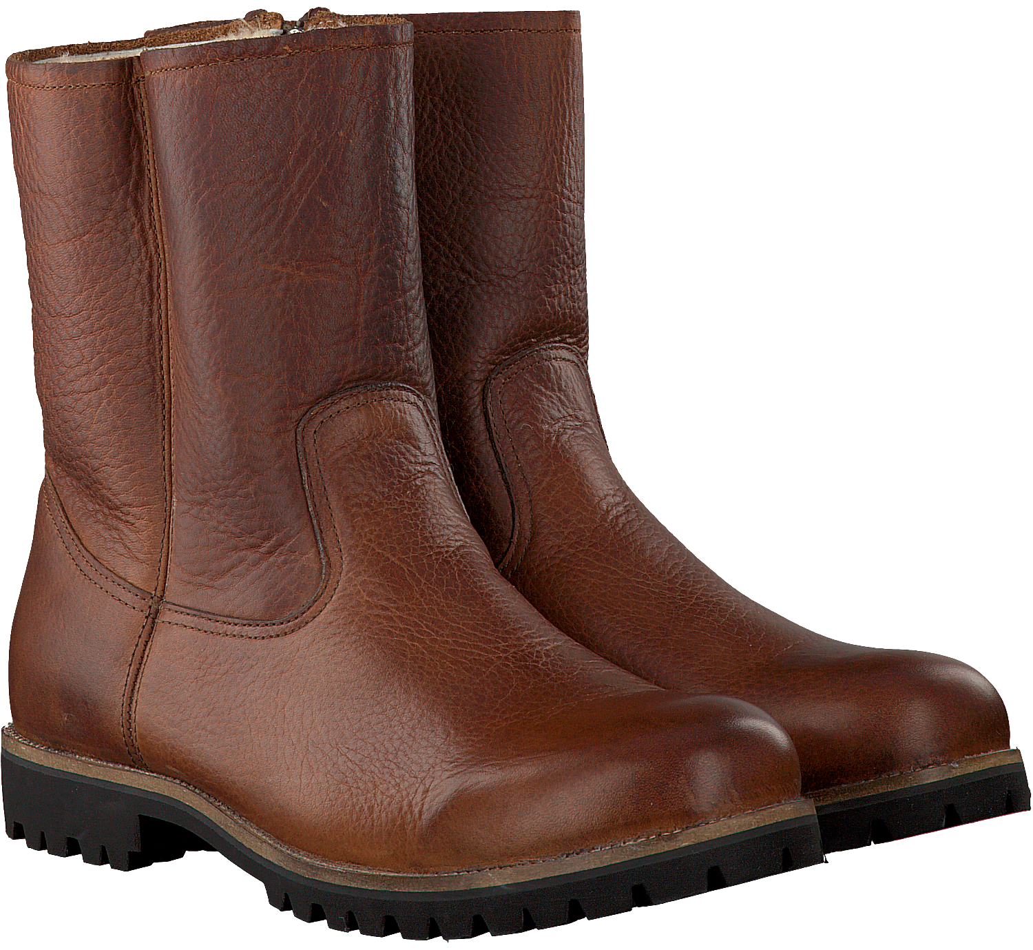 Cognac Bottines Blackstone Y8LkWzY