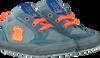 Blauwe DEVELAB Babyschoenen 46074  - small