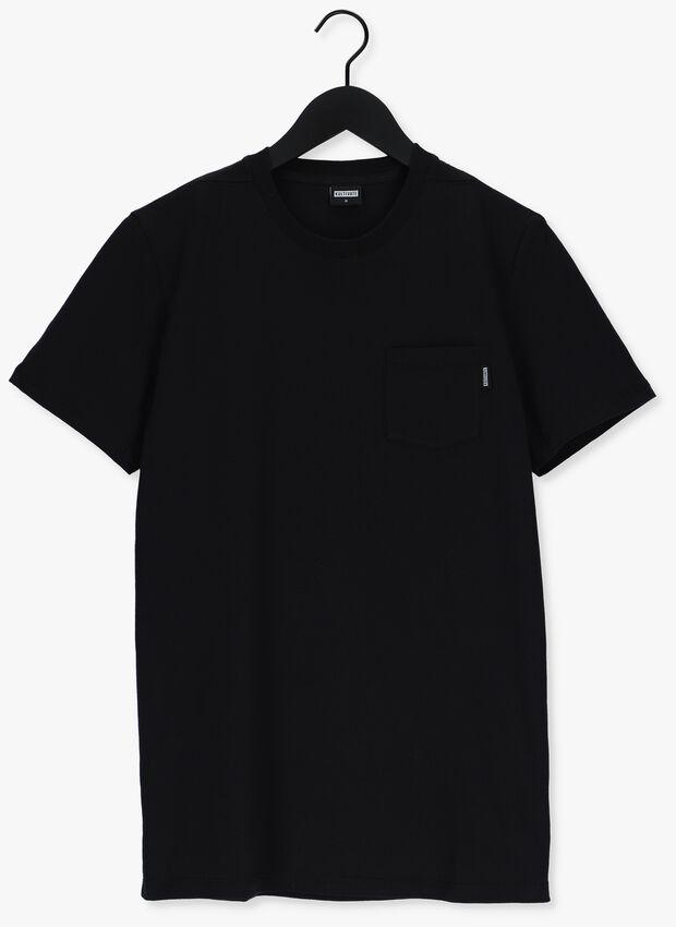 Zwarte KULTIVATE T-shirt TS DAMON - larger
