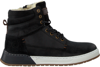 Zwarte OMODA Hoge sneaker A0F503E6L - medium