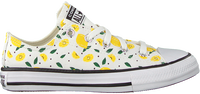 Witte CONVERSE Lage sneakers CHUCK TAYLOR ALL STAR  - medium