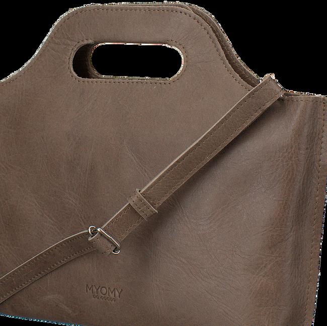 Taupe MYOMY Handtas MY CARRY BAG MINI - large