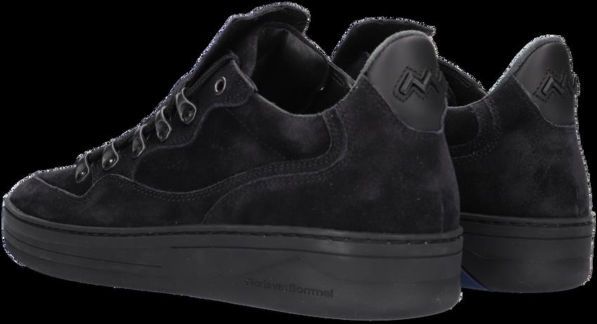Zwarte FLORIS VAN BOMMEL Lage sneakers 16372  - larger