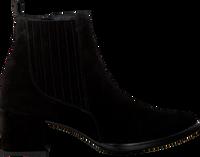 Zwarte PAUL GREEN Enkellaarsjes 9811  - medium