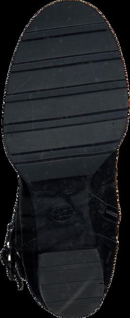 Zwarte GUESS Enkellaarsjes RADELL  - large
