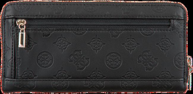 Zwarte GUESS Portemonnee PEONY CLASSIC SLG LRG  - large