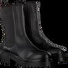 Zwarte DEABUSED Chelsea boots DEA-79L  - small