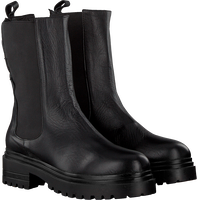 Zwarte DEABUSED Chelsea boots DEA-79L  - medium