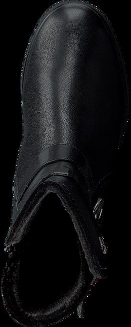Zwarte GABOR Enkellaarsjes 093  - large