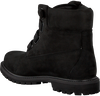 Zwarte TIMBERLAND Veterboots 6IN PREMIUM CONVENIENCE - small