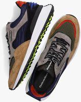 Grijze FLORIS VAN BOMMEL Lage sneakers 16478  - medium