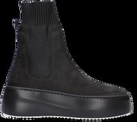 Zwarte VIC MATIE Hoge sneaker 1W3410D  - medium