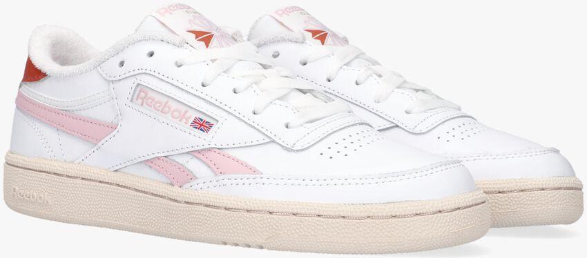 Witte REEBOK Lage sneakers CLUB C REVENGE  - larger