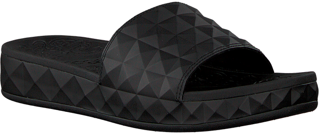 Zwarte ASH Slippers SPLASH - large
