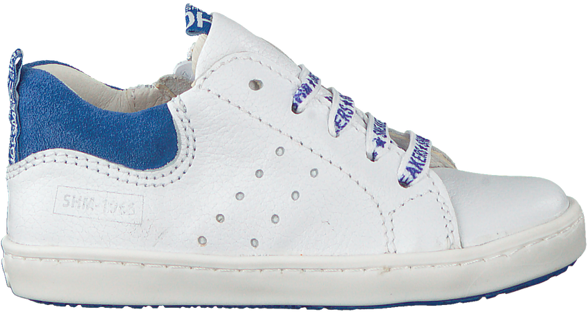 Witte SHOESME Lage sneakers UR20S017  - larger