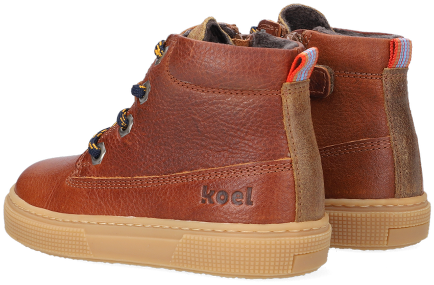 Cognac KOEL4KIDS Hoge sneaker 03M008  - larger