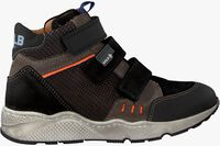 Zwarte DEVELAB Hoge sneaker 41863  - medium