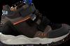 Zwarte DEVELAB Hoge sneaker 41863  - small