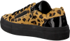 Beige BRAQEEZ Sneakers DEMI DREAM  - small