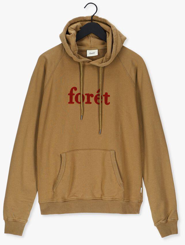 Khaki FORÉT Sweater MAPLE - larger