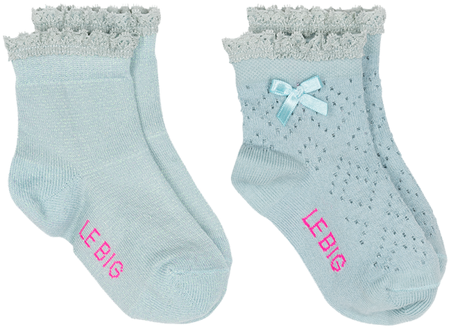 LE BIG SOKKEN ISOLDE SOCK 2-PACK - large
