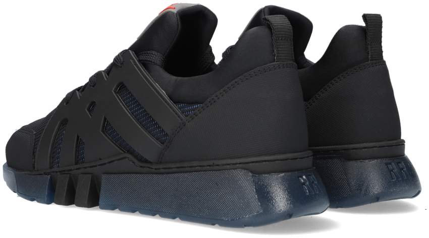 Blauwe RED-RAG Lage sneakers 13557  - larger
