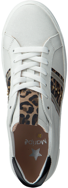 Witte MARIPE Sneakers 28544  - large