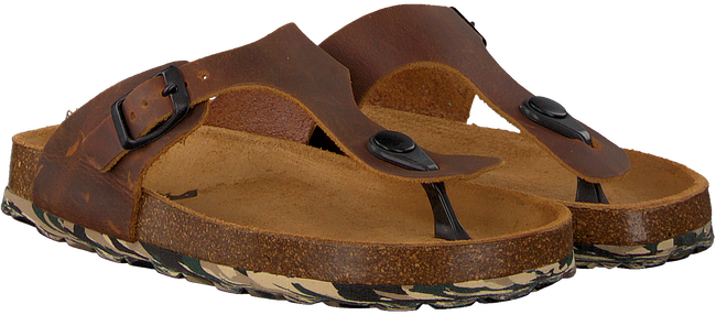 Cognac DEVELAB Slippers 48165 - large