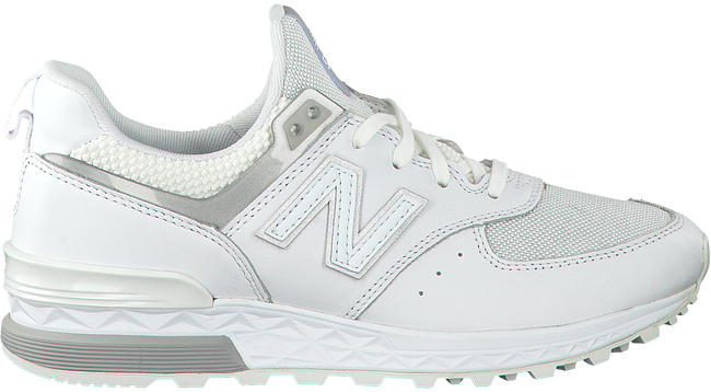 Witte NEW BALANCE Sneakers WS574 WMN  - large