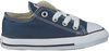 Blauwe CONVERSE Sneakers CTAS OX KIDS  - small