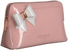 Roze TED BAKER Toilettas AUBRIE  - small