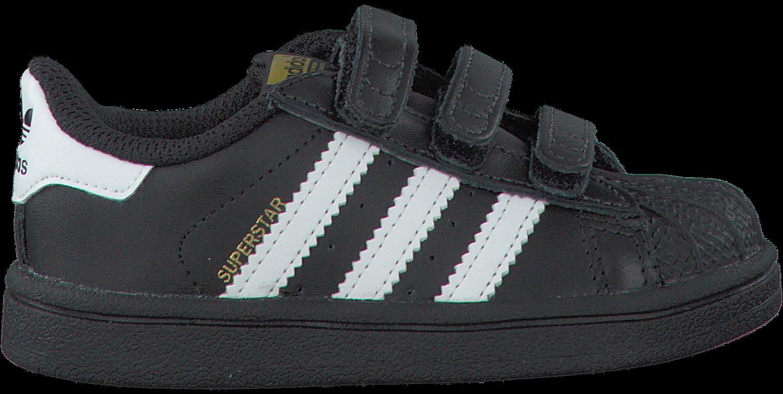 80362a7dc1e Zwarte ADIDAS Sneakers SUPERSTAR CF - Omoda.nl