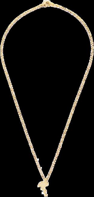 Gouden ALLTHELUCKINTHEWORLD Ketting ELEMENTS NECKLACE FLAMINGO - large