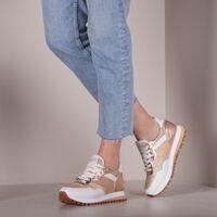Witte LIU JO Lage sneakers LIUJO WONDER 1  - medium