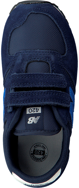 Blauwe NEW BALANCE Sneakers YC420 M  - large