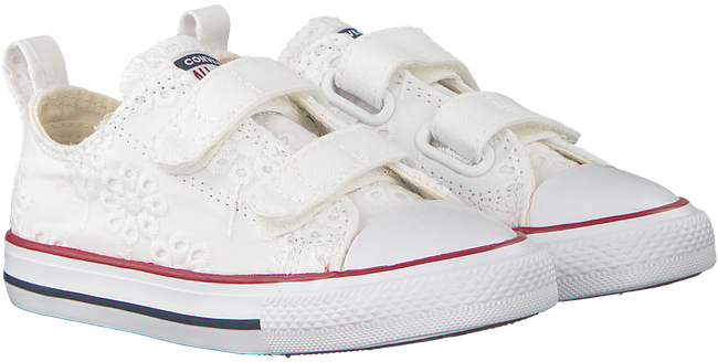 Witte CONVERSE Sneakers CHUCK TAYLOR AS 2V OX - large
