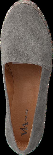 Grijze VIA VAI Espadrilles 5012015  - large