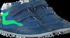 Blauwe BUNNIES JR Babyschoenen ZEKI ZACHT  - small