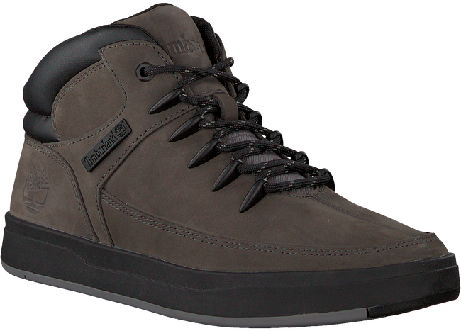 Grijze TIMBERLAND Sneakers DAVIS SQUARE HIKER  - large