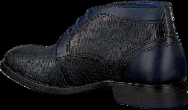 Blauwe BRAEND Nette schoenen 25006  - large