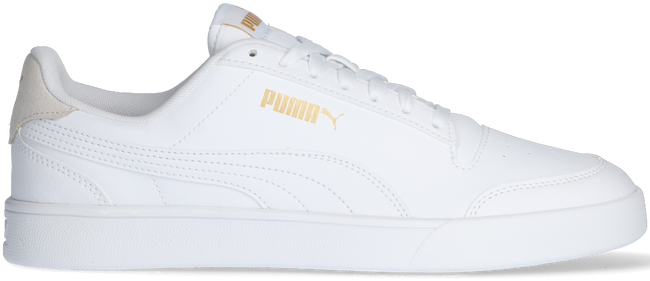 Witte PUMA Lage sneakers SHUFFLE - large